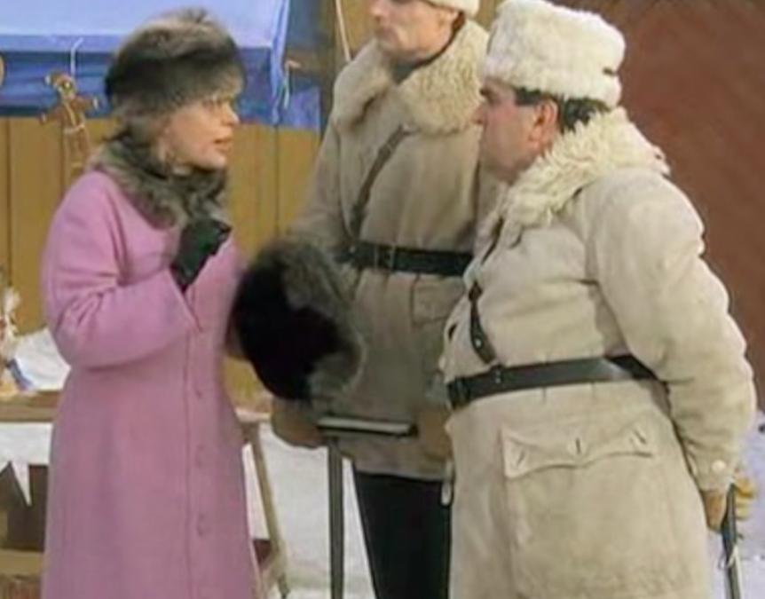 """""""Sie bekommen Ihre Weihnachtsfreude, Fräulein Prysselius.""""  Oder warum wir alle Prusseliese sind."""